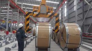 Quy trình sản xuất tấm panel xốp cách nhiệt