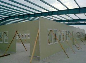 Ưng dụng tấm panel cách nhiệt để thi công vách panel kho lạnh