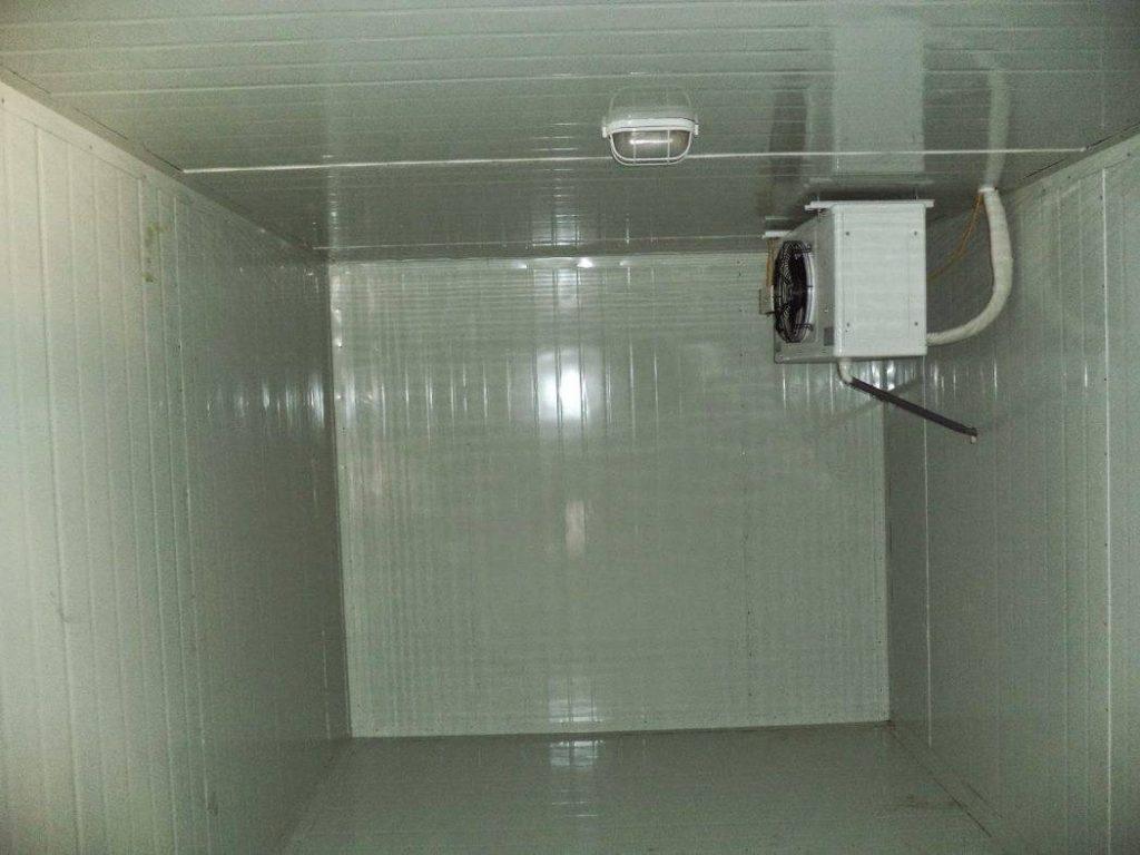 Ứng dụng tấm panel xốp cách nhiệt thi công kho lạnh