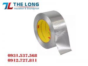 Băng keo bạc dùng để nối ống gió mềm cách nhiệt