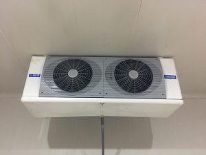 Hệ thống dàn làm lạnh trong thi công công kho lạnh