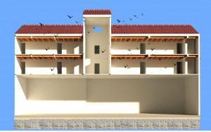Kỹ thuật xây dựng nhà yến đạt tiêu chuẩn bên ngoài