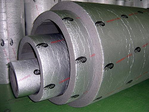 Ống gió mềm cách nhiệt lạnh rất quan trọng trong Các vật liệu dùng trong thi công kho lạnh