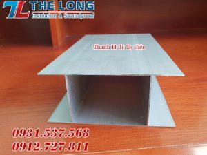 Phụ kiện nhôm phòng sạch ứng dụng trong thi công kho lạnh.