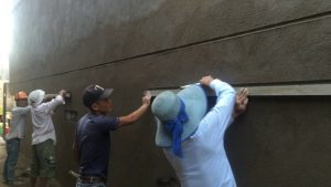 Hướng dẫn thi công vách bằng vật liệu cách nhiệt Nhà Yến.