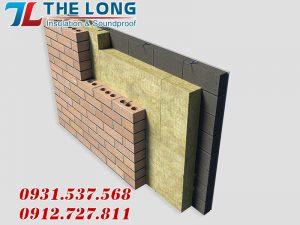 Vật Liệu Cách Nhiệt Nhà Yến cần thiết là bông khoáng rockwool để xây tường cách nhiệt nhà Yến