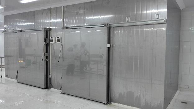 Làm kho lạnh, tủ lạnh, tủ động hầm cá