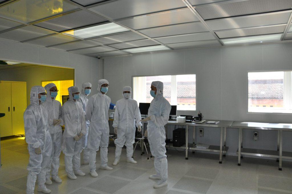 Ứng dụng tấm panel kho lạnh để làm phòng sạch thí nghiệm