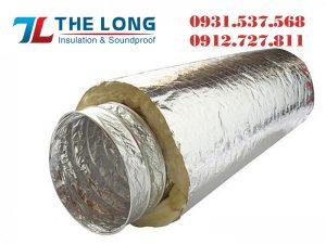 Báo giá ống gió mềm cách nhiệt