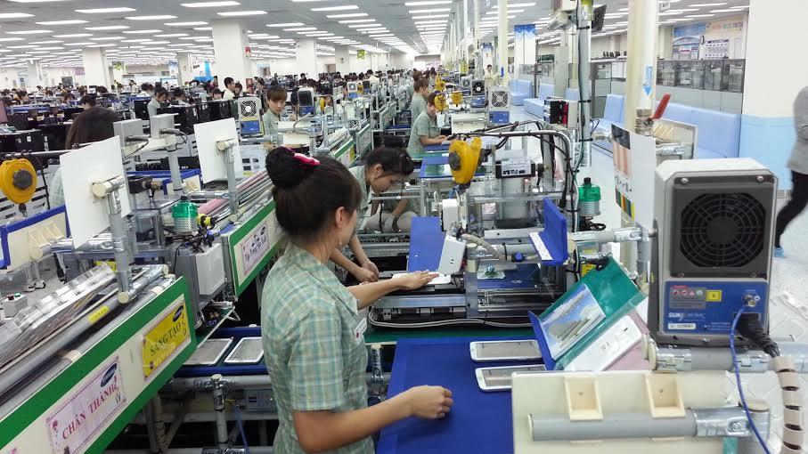 Ứng dụng phòng sạch sản xuất linh kiện bán dẫn