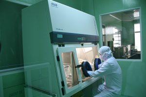 phòng sạch sản xuất thuốc