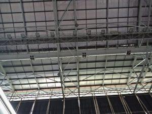 thi công cách nhiệt mái bằng tấm cách nhiệt mái tôn