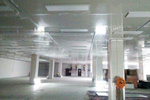 Hoàn thiện công trình phòng sạch Công ty Thuốc Lá Sài Gòn