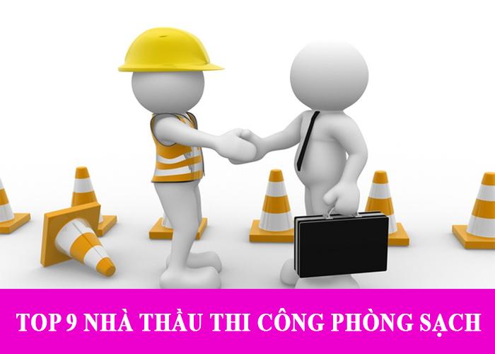 Top 9 nhà thầu thi công phòng sạch lớn nhất Hồ Chí Minh